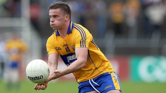 Sean Collins and brother Padraic were key players for Clare