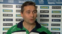 Limerick manager TJ Ryan felt that Cork 'slightly edged it on the day' in this year's Munster hurling final