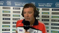 Jimmy Barry-Murphy on his delight at winning silverware as Cork regained the Munster hurling title