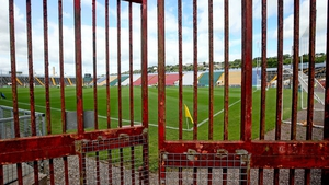 The gates were to close on Páirc Uí Chaoimh after the game in order to refurbish the ground