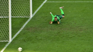 Germany keeper Manuel Neuer did all he could to keep a clean sheet