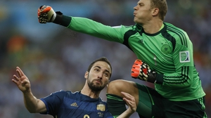 Manuel Neuer missed out of the Ballon d'Or after being nominated