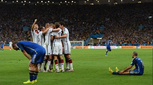 In the end, Messi and Argentina couldn't engineer any magic to provide an equaliser. As time elapsed, Germany became the first European side to win a World Cup on South American soil