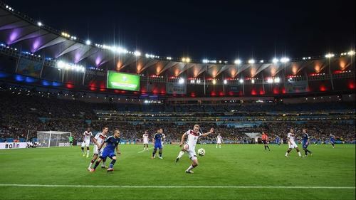 Day 32, the last of the 2014 World Cup, saw Germany face off with Argentina in the final match