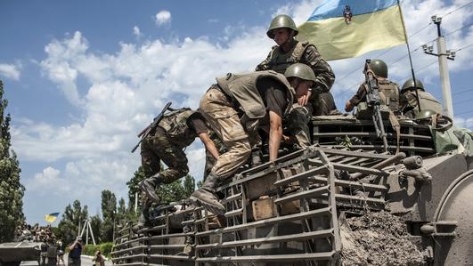 Increase in violence in Ukraine