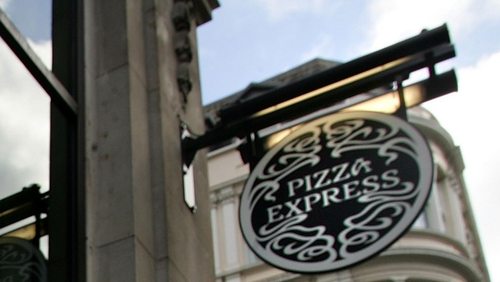 Pizza Express 'Hires Financial Advisers' Ahead Of Debt Talks