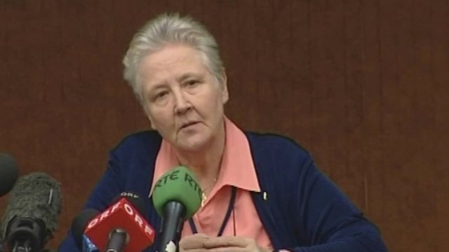 Marie Collins said she believed the Pope's comments were sincere