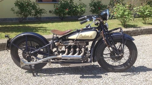 A 1931 Indian 1300 sold for £90,000 (circa €113,000)