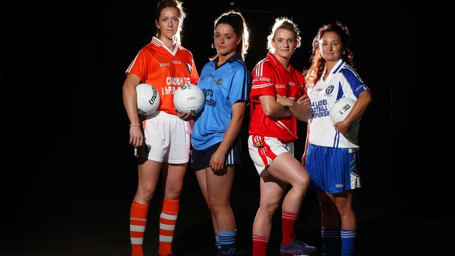 It's now down to the serious business in the TG4 Ladies' championship
