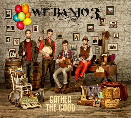 Galway International Arts Festival - We Banjo 3