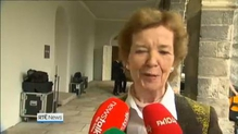 Mary Robinson appointed UN special envoy for climate change