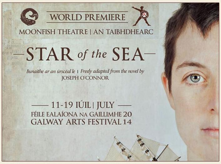 "Galway International Arts Festival - ""Star of the Sea"""