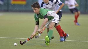 Johnnie McKee scored Ireland's opening goal