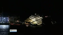 Costa Concordia wreck refloated and towed away