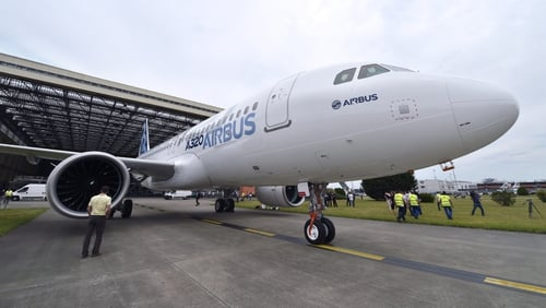 SMBC Aviation Capital is to buy 110 Airbus A320neo aircraft