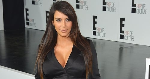 Kim recalls the nuptials