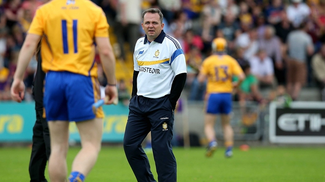 Davy Fitzgerald was involved in a number of controversies this season
