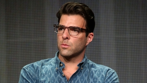 Zachary Quinto has been added to the already impressive case of The Slap