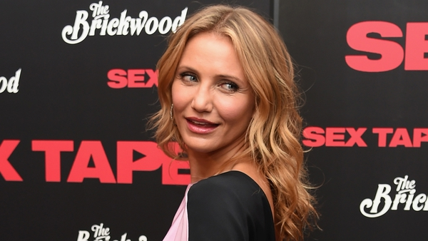 Is Cameron Diaz engaged?