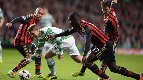 Kris Commons: 'I think essentially, European football keeps everyone interested'