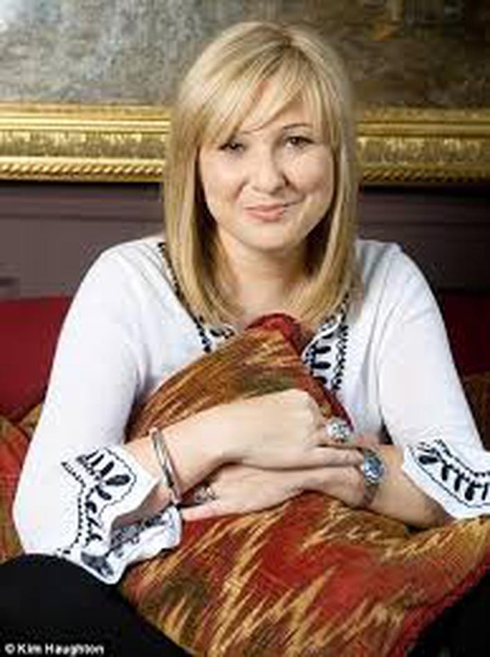 Novelist Anna McPartlin