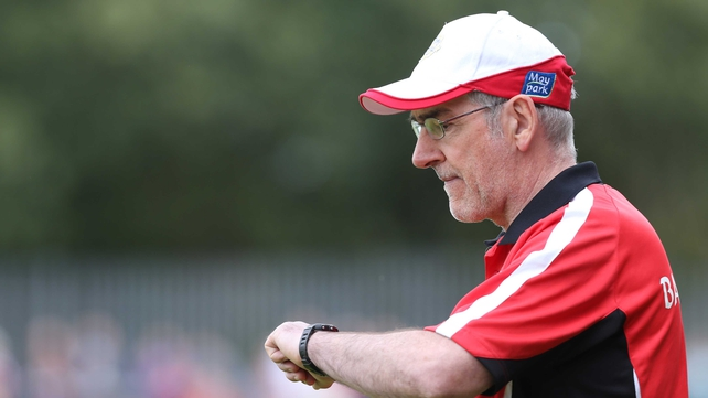 Spillane on Harte: 'He owes nothing to Tyrone, he's been absolutely brilliant'
