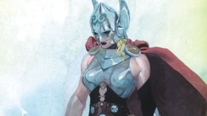 Marvel editor Wil Moss said: 'The inscription on Thor's hammer reads 'Whosoever holds this hammer, if HE be worthy, shall possess the power of Thor.' Well it's time to update that inscription' (Pic: Marvel)