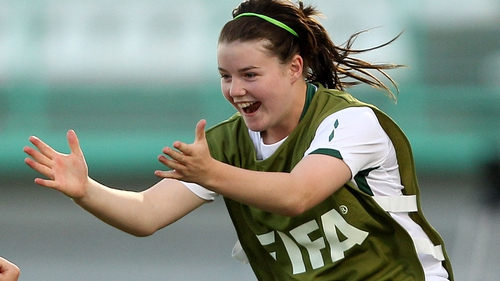 Clare Shine is fit for Ireland