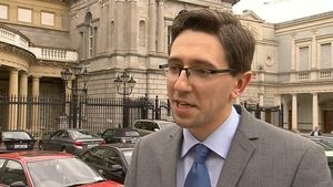 Simon Harris will become Minister of State in the Department of Finance