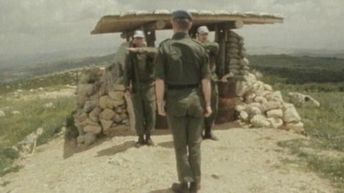 Thomas Barrett and Derek Smallhorne were on peacekeeping duty in Lebanon
