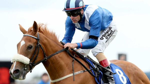 Connections of Tarfasha will be hoping conditions remain fast at the Curragh