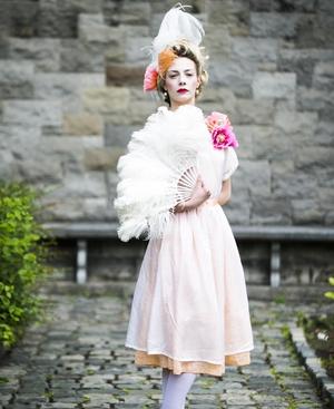 Blaithnaid Treacy launches dress-up day at Castlepalooza