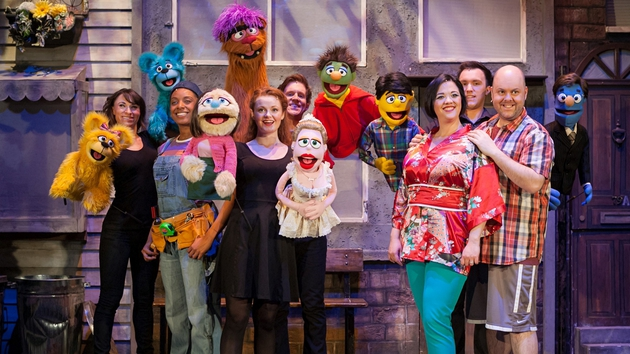 Avenue Q tickets to give away!