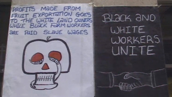 Anti-Apartheid Posters
