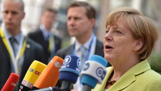 Angela Merkel 60th Birthday