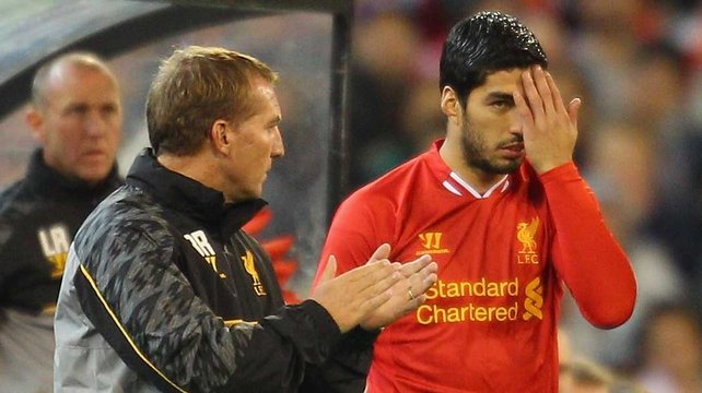 Brendan Rodgers: 'He's gone to Barcelona, a club he wanted to play for and now we'll move on'