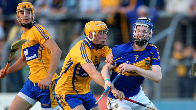 Clare beat Tipperary after extra time