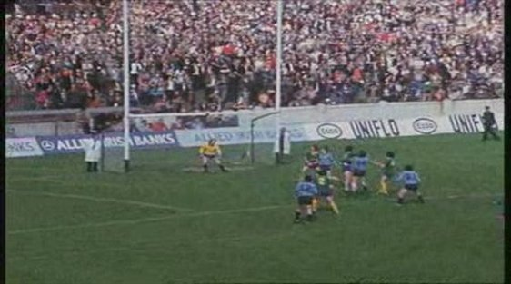 Leinster Football Final 1974 Dublin v Meath