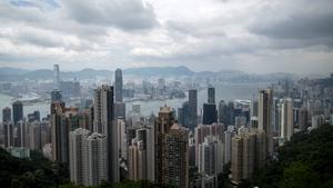 Typhoon Rammasun edges closer to Hong Kong