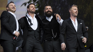 Boyzone are coming back!