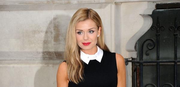 Katherine Jenkins: upset at alleged Beckham emails concerning her OBE.