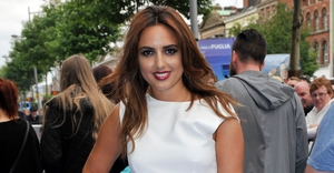 Nadia Forde is jungle bound