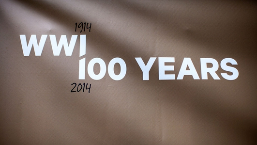 Centenary of the outbreak of WW1