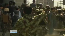 Insurgents attack Kabul airport in morning raid