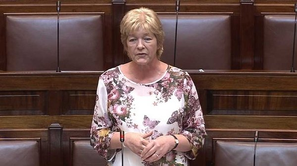 Labour TD Anne Ferris said she would accept the consequences of voting against her party