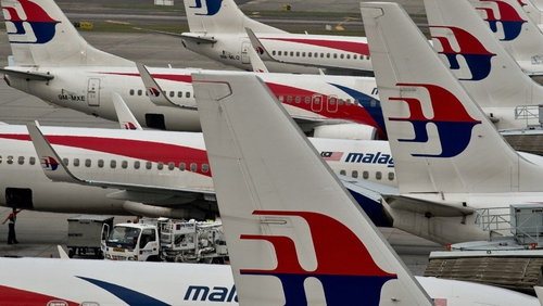Malaysia Airlines shares suspended on Kuala Lumpur stock exchange