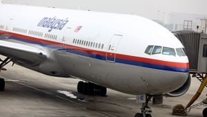 MH370 went missing in March 2014