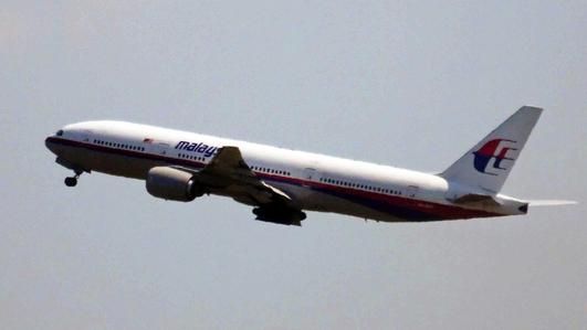Russian separatists blamed for plane crash
