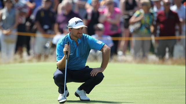Graeme McDowell is eager to be involved in the business end of the FedEx Cup