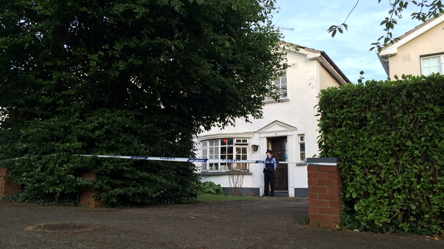 Gardaí are treating the death of the man as suspicious